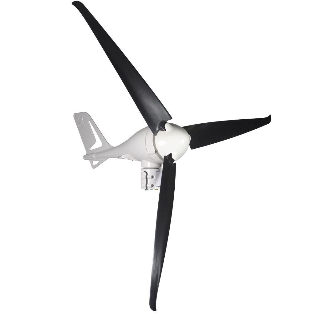 Wind Turbines Home Power The Depot How Do Generate Electricity Video Energy Powers 400 Watt 12 Volt Turbine