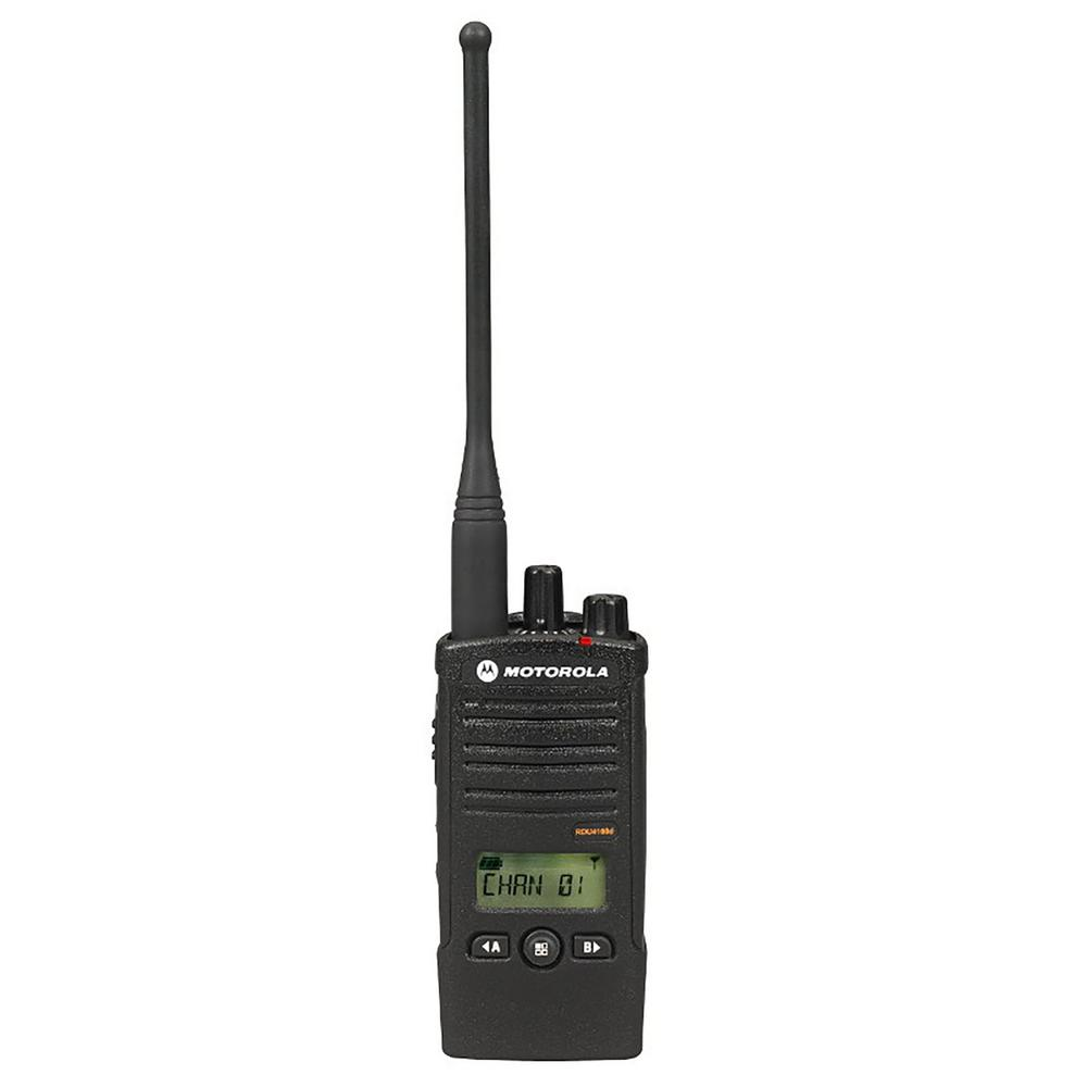 RDX 4-Watt 16-Channel UHF Display Radio