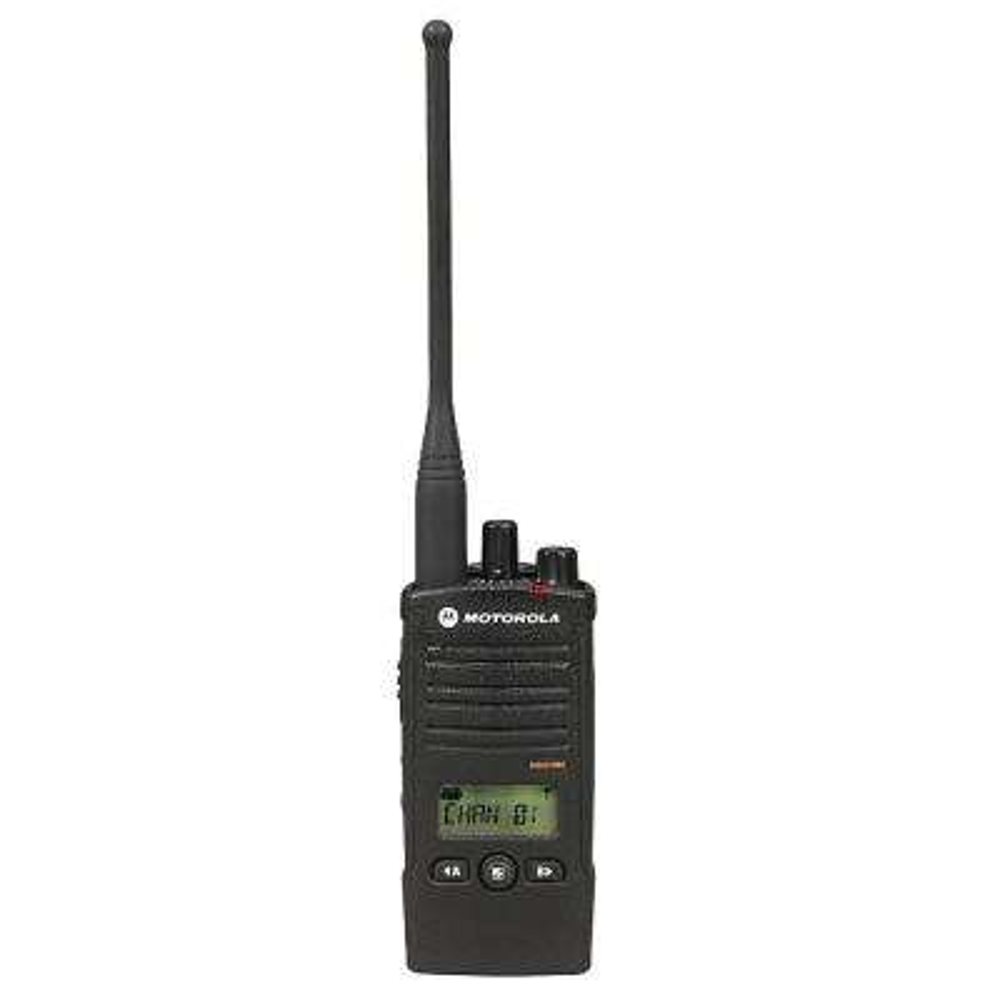 RDX 4-Watt 16-Channel UHF Display Radio