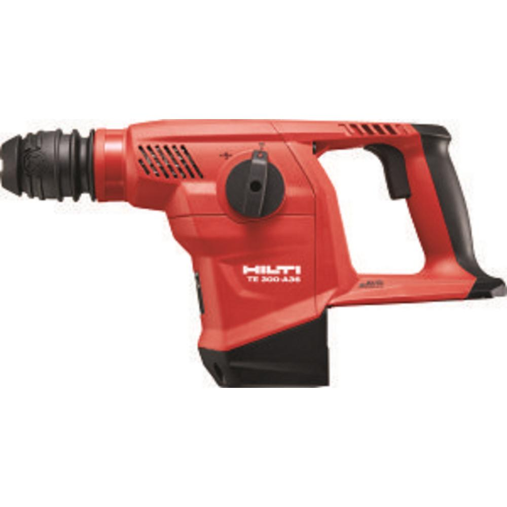 New Hilti 36-Volt Cordless Brushless SDS-Plus TE 300-A36 Demolition Breaker Hammer with Active Vibration Reduction (Tool-Only)