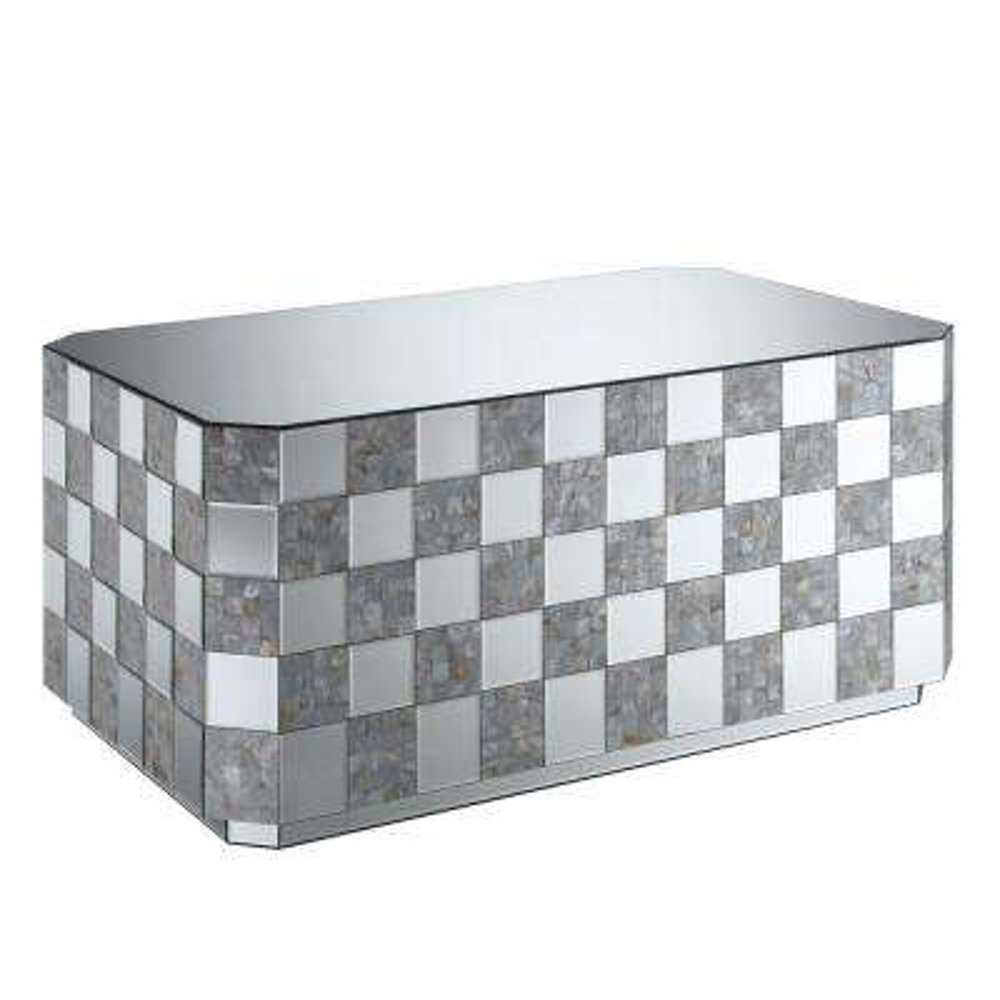 Helenski Silver Coffee Table