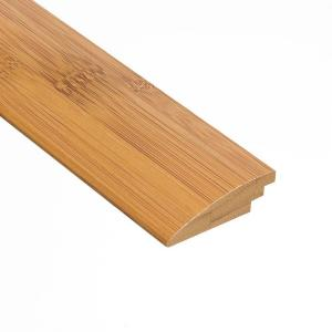 Zamma Bamboo Toast 3 8 In Thick X 1 3 4 In Wide X 94 In Length Wood T Molding 01400202942516 The Home Depot