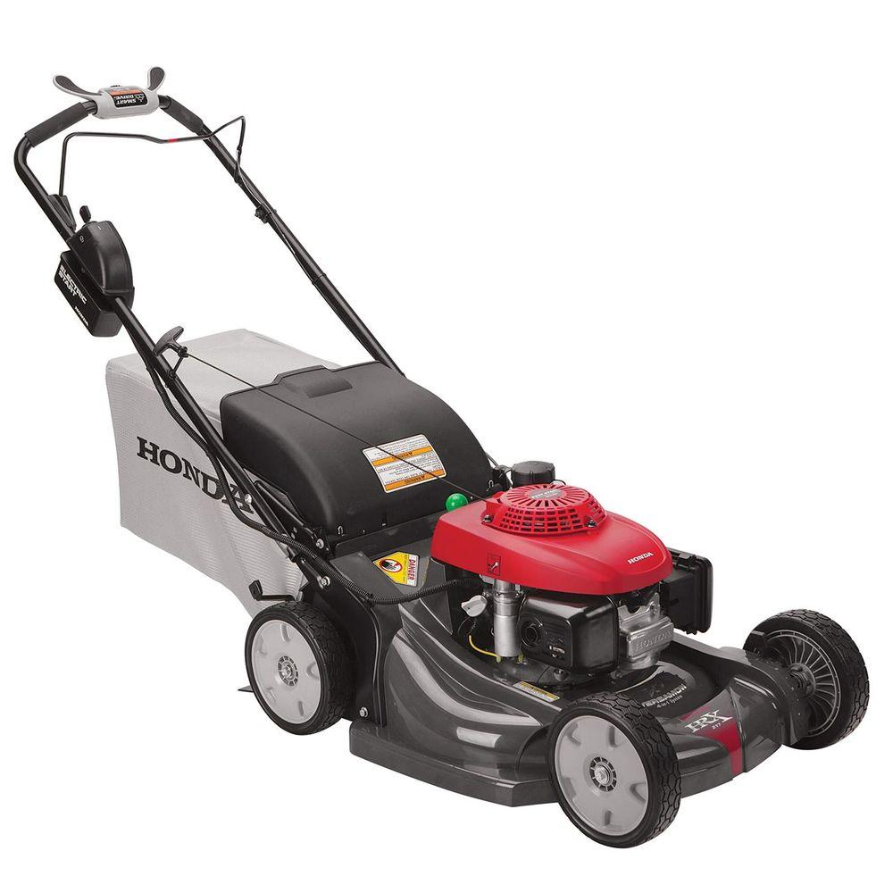 Honda 21 in. Nexite Deck Electric Start Gas Walk Behind Self Propelled Lawn Mower with Versamow Technology