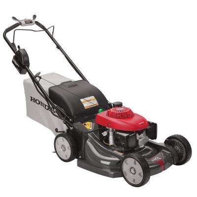21 in. Nexite Deck Electric Start Gas Self Propelled Mower with Versamow Technology