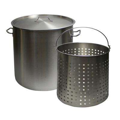 24 Qt. Stainless Steel Stock Pot