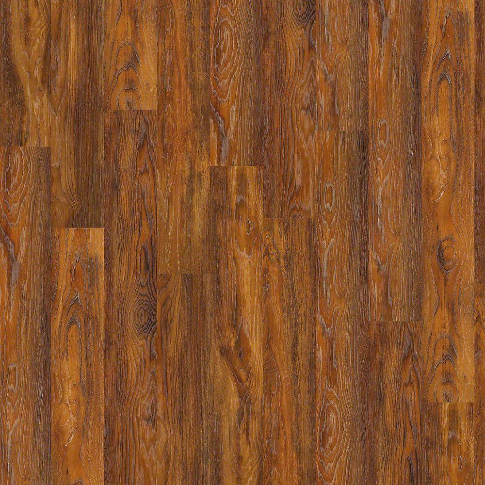 Shaw Plank Flooring: Shaw Niagara Wyoming 6 In. X 48 In. Resilient Vinyl Plank