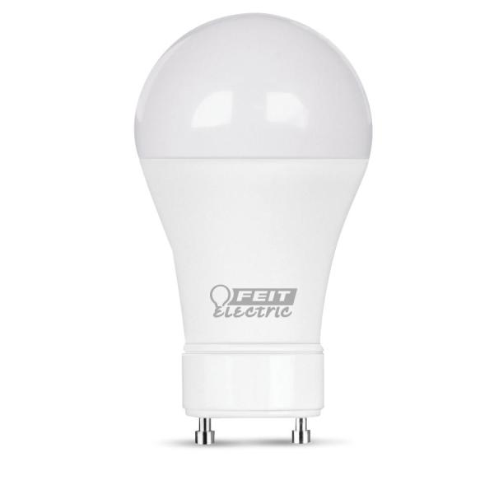 Feit Electric 60 Watt Equivalent A19 Dimmable Gu24 Base Cec Color Changing Cct Energy Star 90 Cri Led Light Bulb 1 Bulb Bpom60gu24cctcahdrp The Home Depot