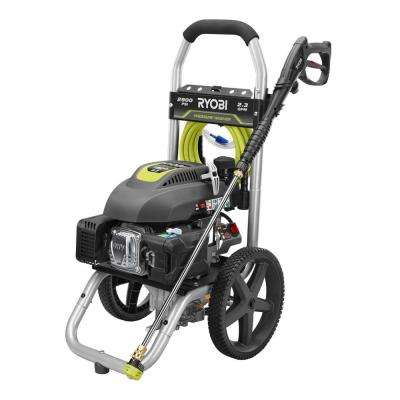 2,900 PSI 2.3-GPM Gas Pressure Washer