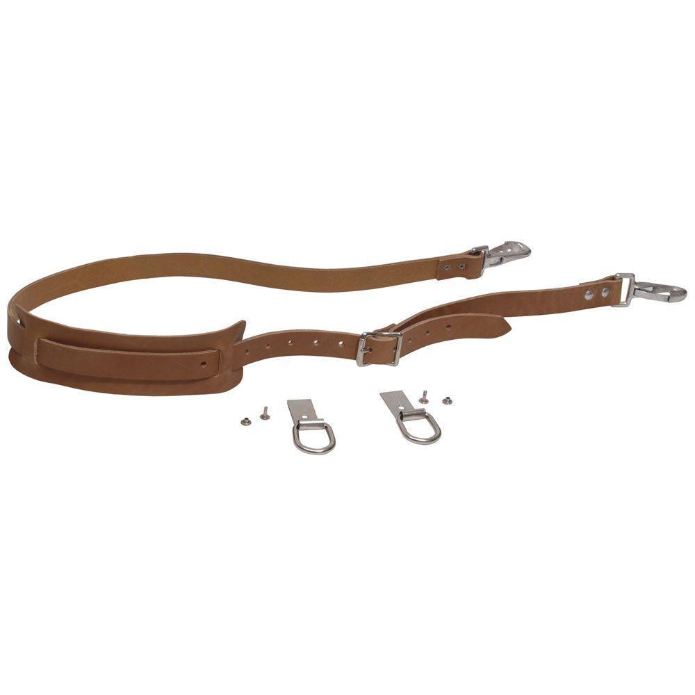 Klein Tools Leather Shoulder Strap Kit