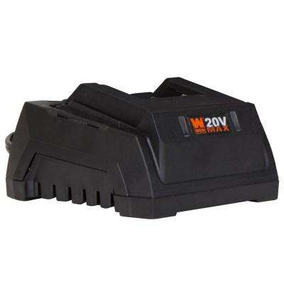 20-Volt Max Lithium-Ion Quick Charger