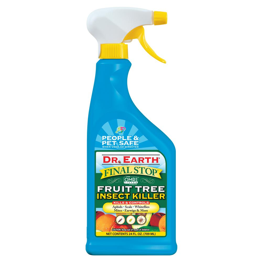 24 oz. Ready to Use Final Stop Fruit Tree Insect Killer