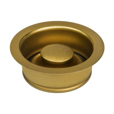 Garbage Disposal Flange for Kitchen Sinks in Brass / Gold T1-Stainless Steel