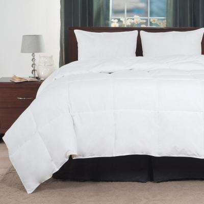 Overfilled White Down Alternative Full/Queen Comforter