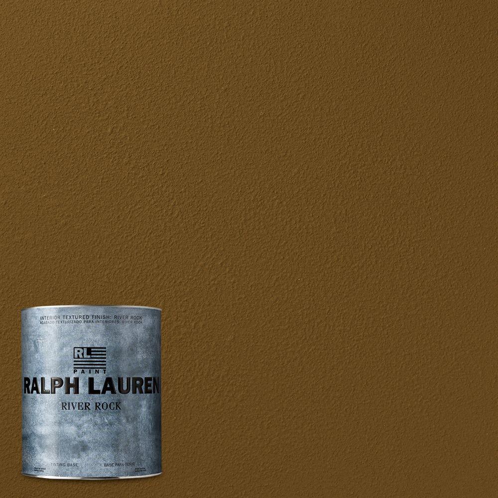 Ralph Lauren 1-qt. Fossil Beige River Rock Specialty Finish Interior Paint