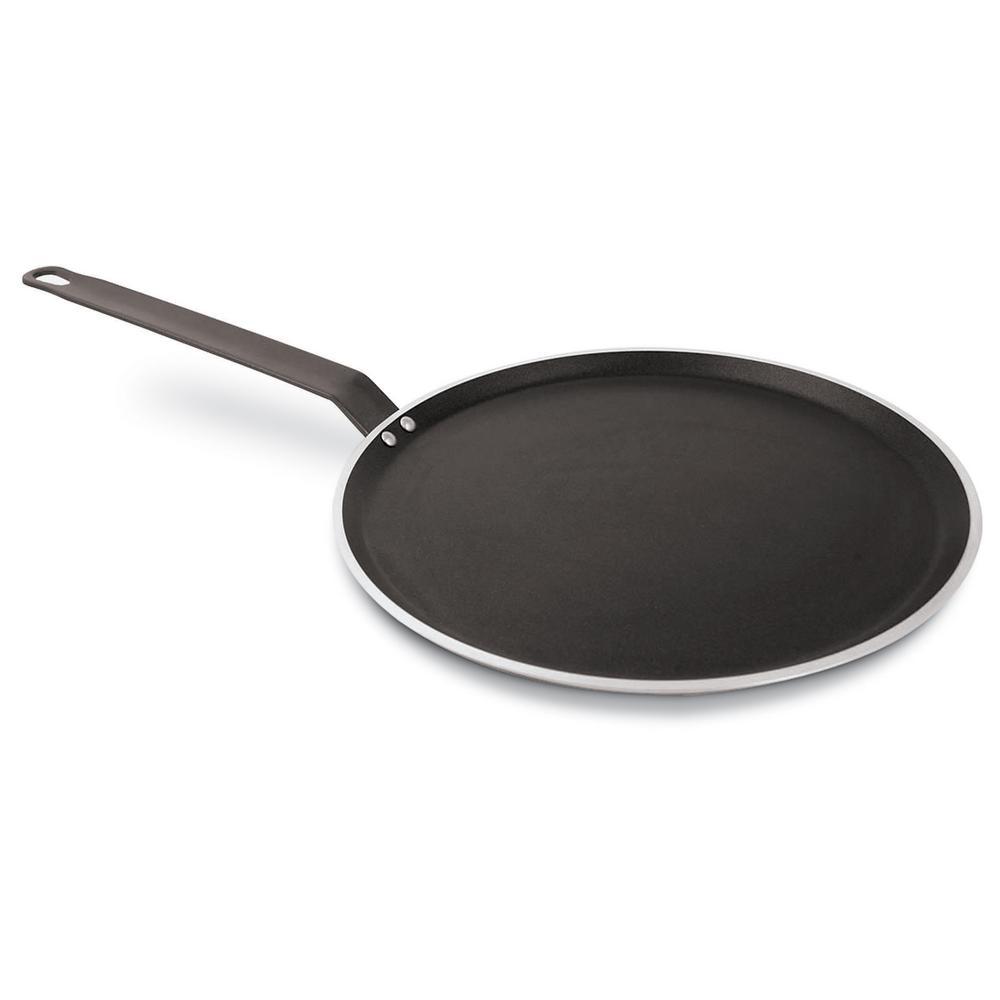 8-5/8 in. Aluminum Non-Stick Crepe Pan