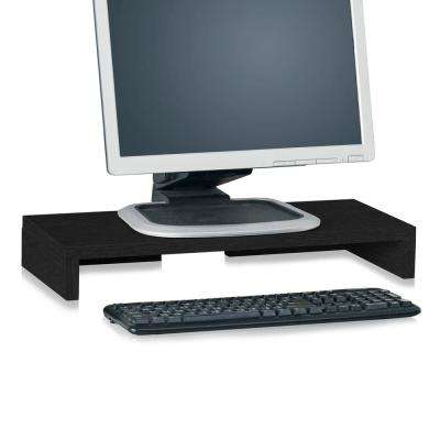 zBoard Eco Computer Monitor Stand in Black