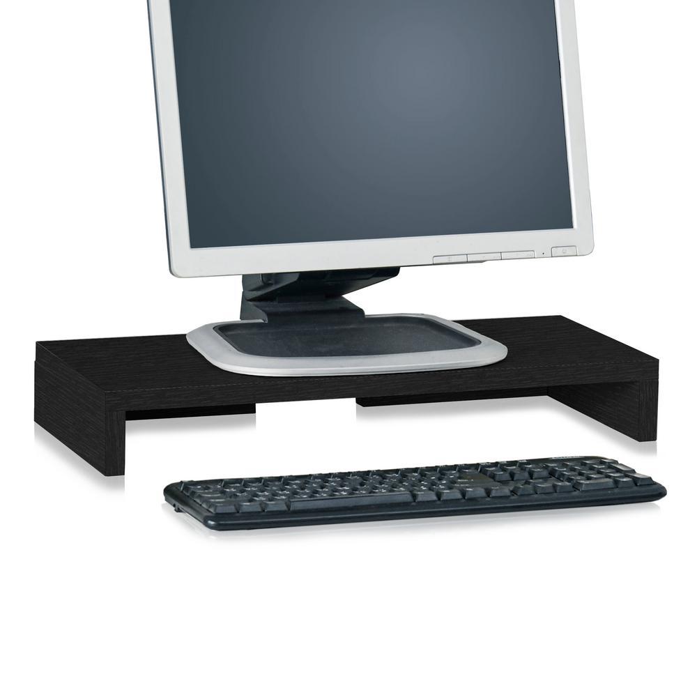 zBoard Eco Computer Monitor Stand in Black