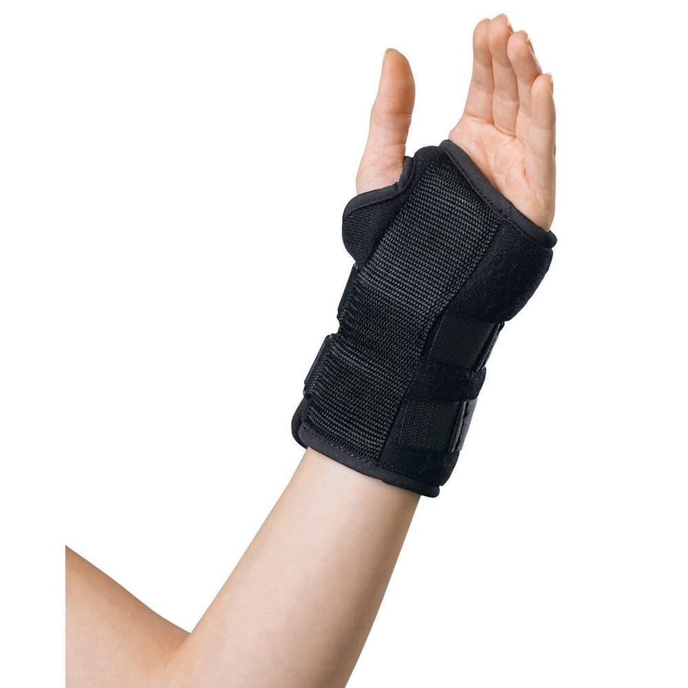 Universal Left-Handed Wrist Splint