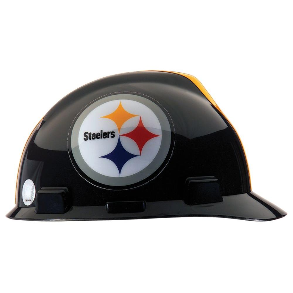 Safety Works Pittsburgh Steelers NFL Hard Hat