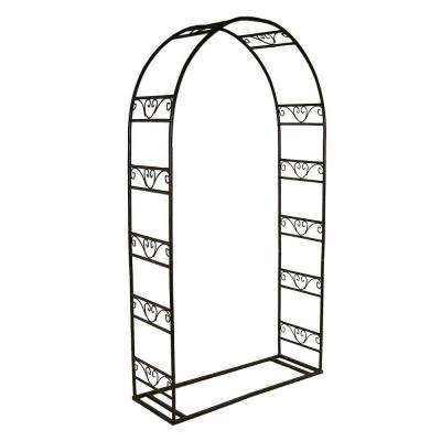 88 in. x 48 in. Single Arbor with Base