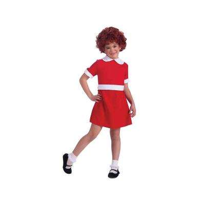Girls Annie Costume