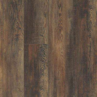 Take Home Sample - Primavera Sunset Resilient Vinyl Plank Flooring - 5 in. x 7 in.