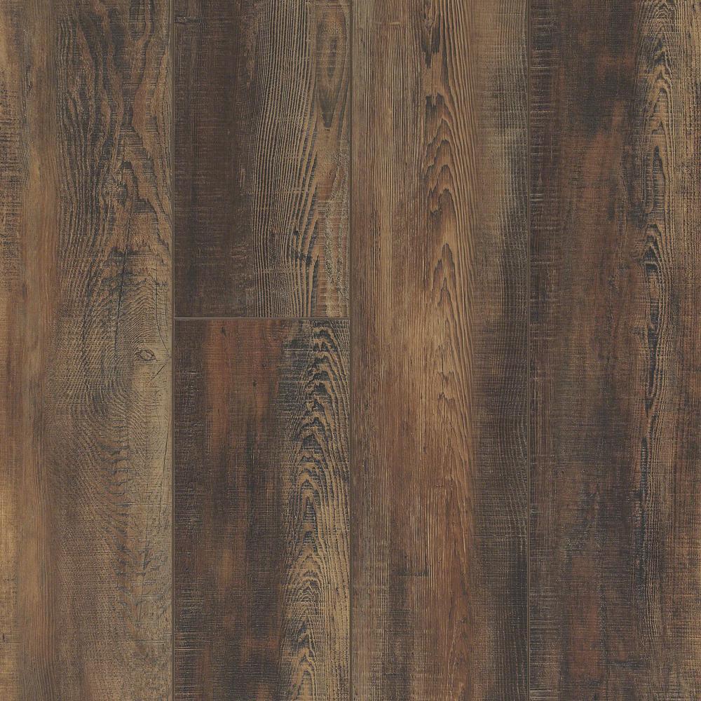 Take Home Sample - Primavera Sunset Resilient Vinyl Plank Flooring - 5 in. x 7 in.