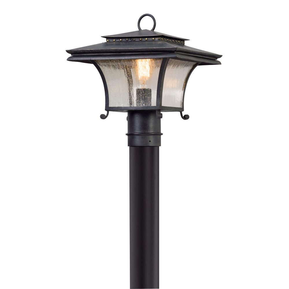 Troy lighting grammercy outdoor forged iron post light p5145 the troy lighting grammercy outdoor forged iron post light mozeypictures Choice Image