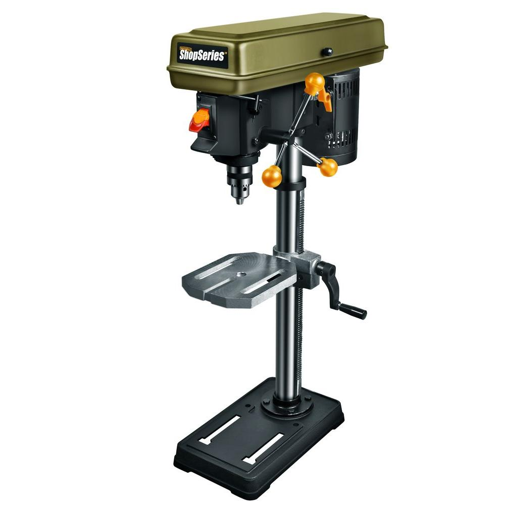 Shop Series 10 in. 5-Speed Drill Press