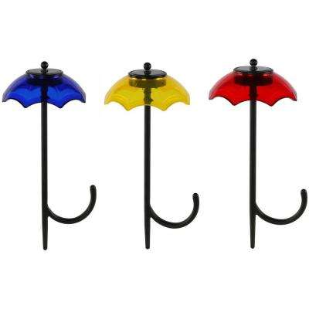 Solar LED Umbrella Decor Pathway Light