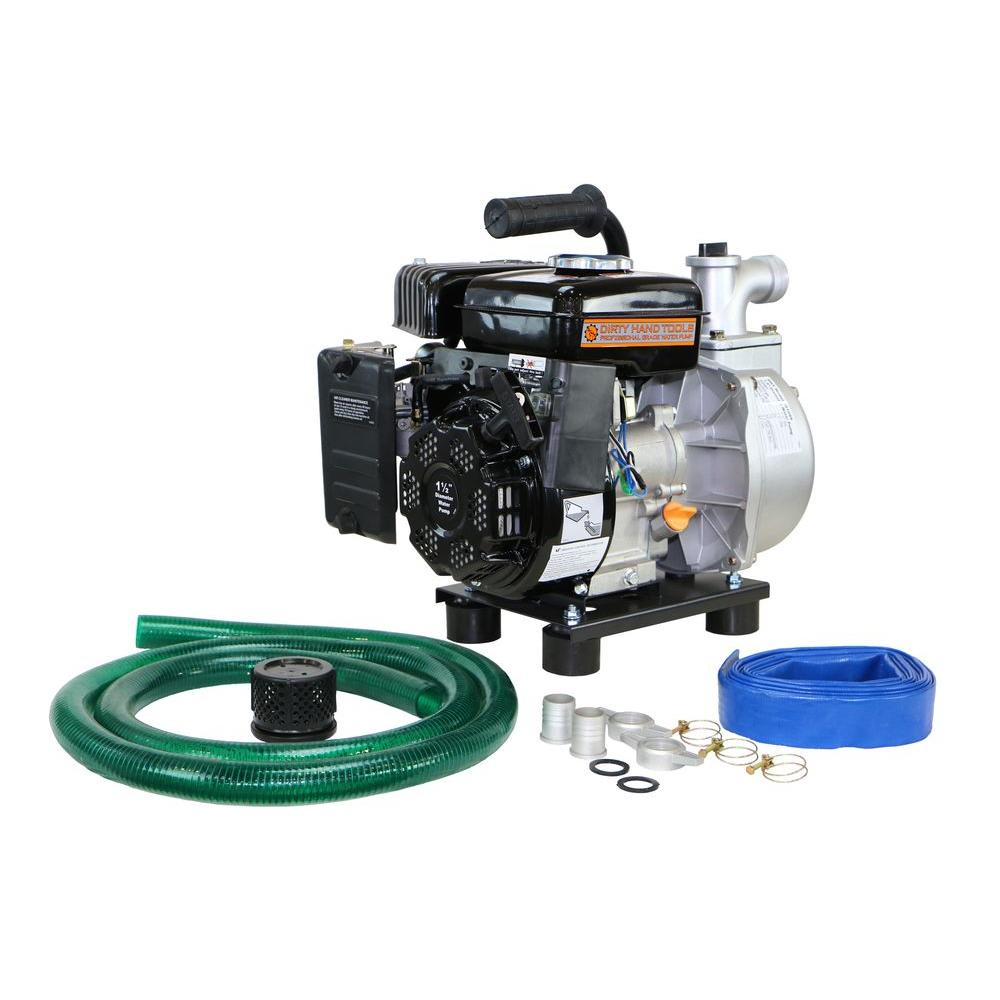 2.2 HP Water Pump
