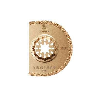 3 in. Round Carbide Blade (1-Pack)