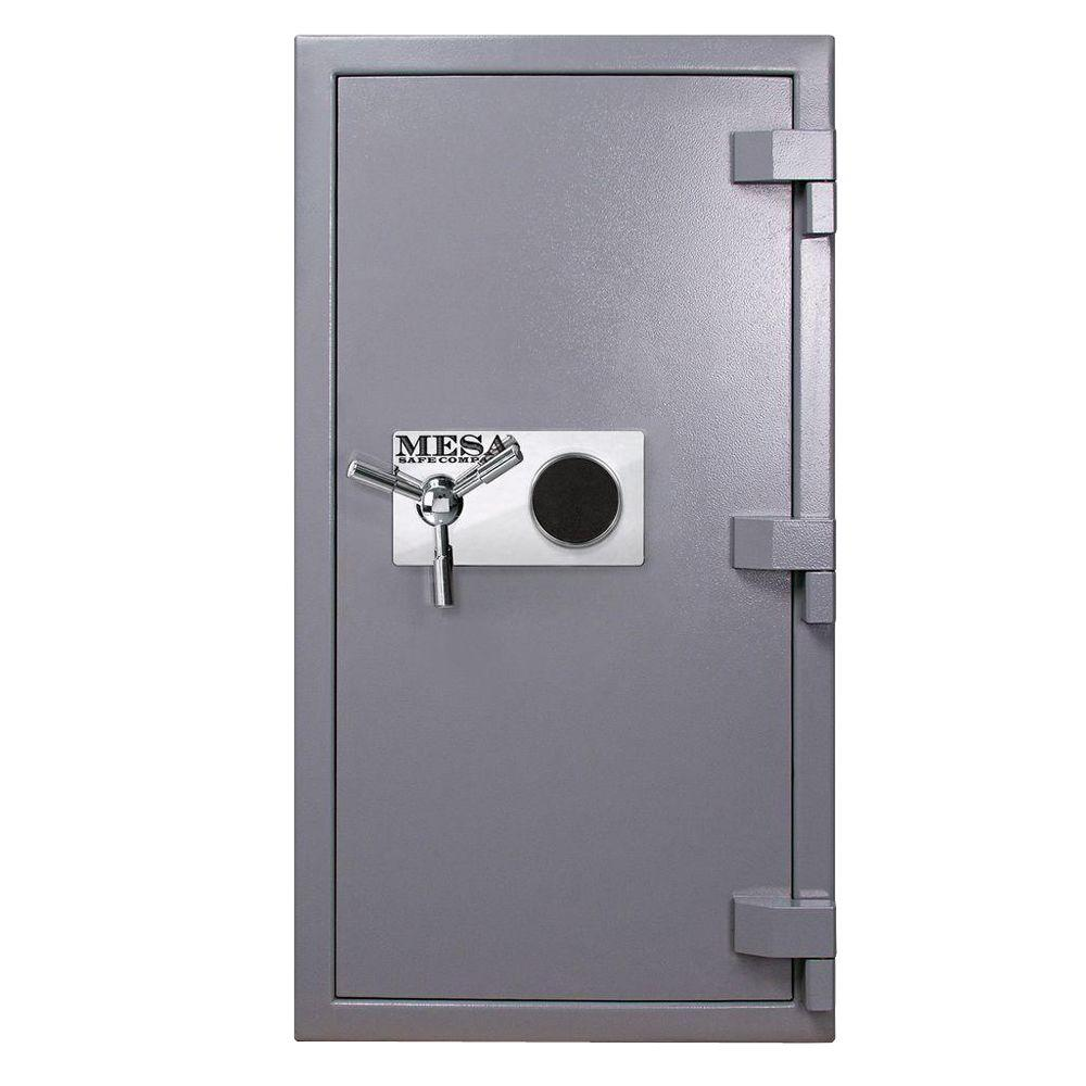 5.0 cu. ft. Fire Resistant Combination Lock High Security Burglary Fire