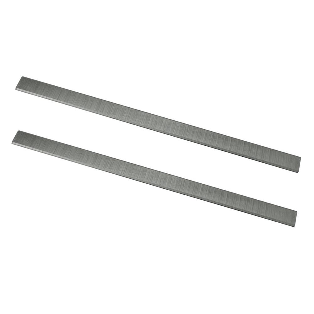 POWERTEC 12 in. High-Speed Steel Planer Knives for Delta 22-540 (Set of 2)