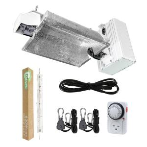 630-Watt CMH Double Ended DE Ceramic Metal Halide Enclosed Style Complete Grow Light System with Lamp