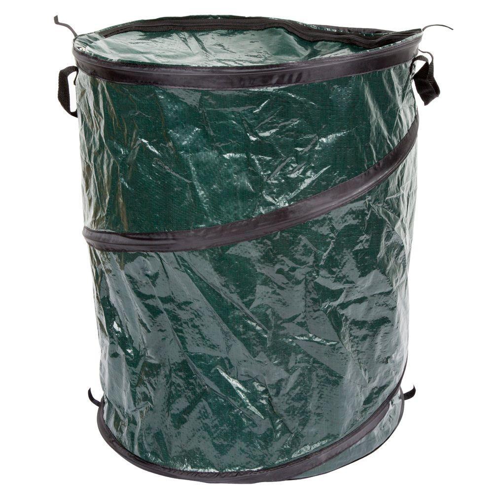 33 Gal Camping Garbage Can Trash Bin