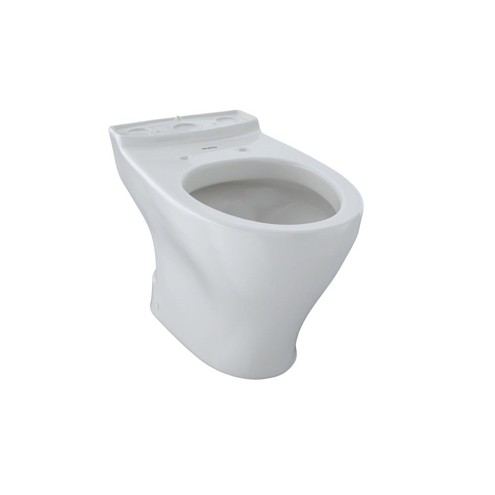 Aquia II Elongated Toilet Bowl Only in Colonial White