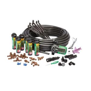 Rain Bird Easy to Install In-Ground Automatic Sprinkler System by Rain Bird