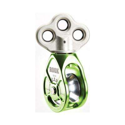 Triple Attachment Swivel Pulley