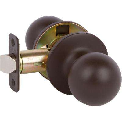 Fairfield Classic Style Oil Rubbed Bronze Round Shape Hall/Closet Door Knob