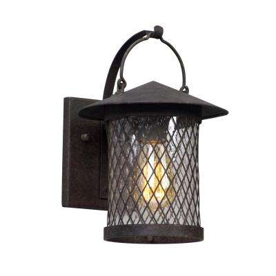 Altamont French Iron Outdoor Wall Mount Sconce