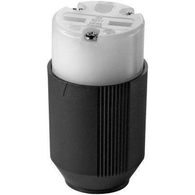15 Amp 250-Volt 6-15 AutoGrip Plug and Connector