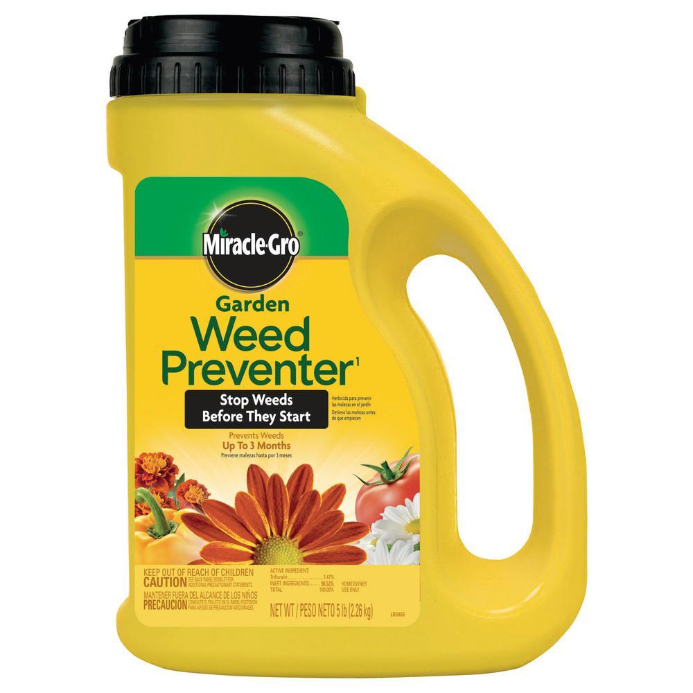5 lb. Garden Weed Preventer