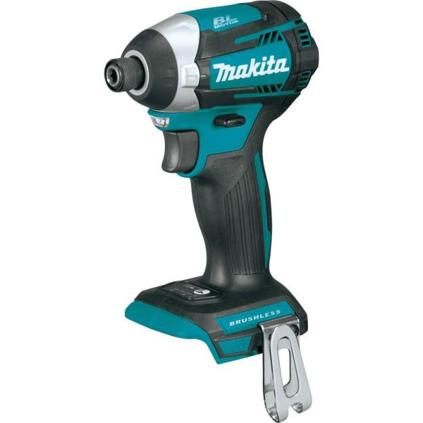 18-Volt LXT Lithium-Ion Brushless 1/4 in. Cordless Quick-Shift Mode 3-Speed Impact Driver (Tool Only)