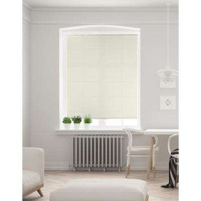 36 in. W x 64 in. L Cordless Ivory DIY Size at Home Cellular Shade