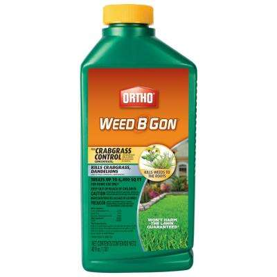40 oz. Weed B Gon Plus Crabgrass Control Concentrate2