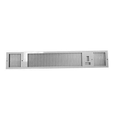 Grille for Whispa III 7000 in Stainless Steel