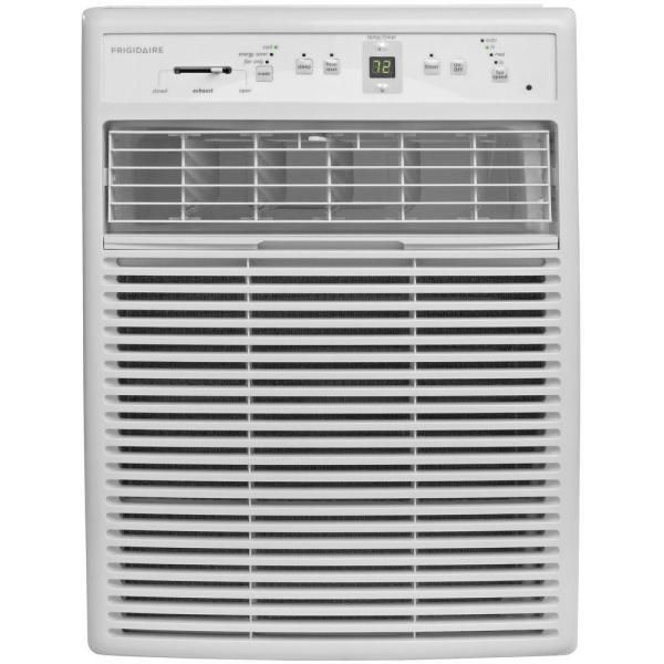 8,000 BTU Slider and Casement Window Air Conditioner