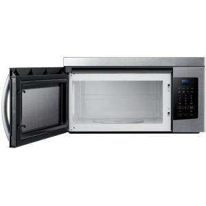 Samsung 16 cu ft Over the Range Microwave in Stainless Steel