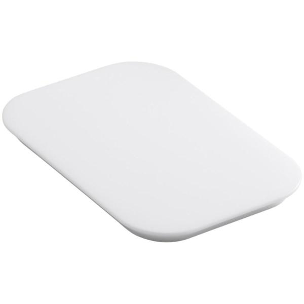 KOHLER Bakersfield Polyethylene Dishwasher Safe Cutting Board K-5836